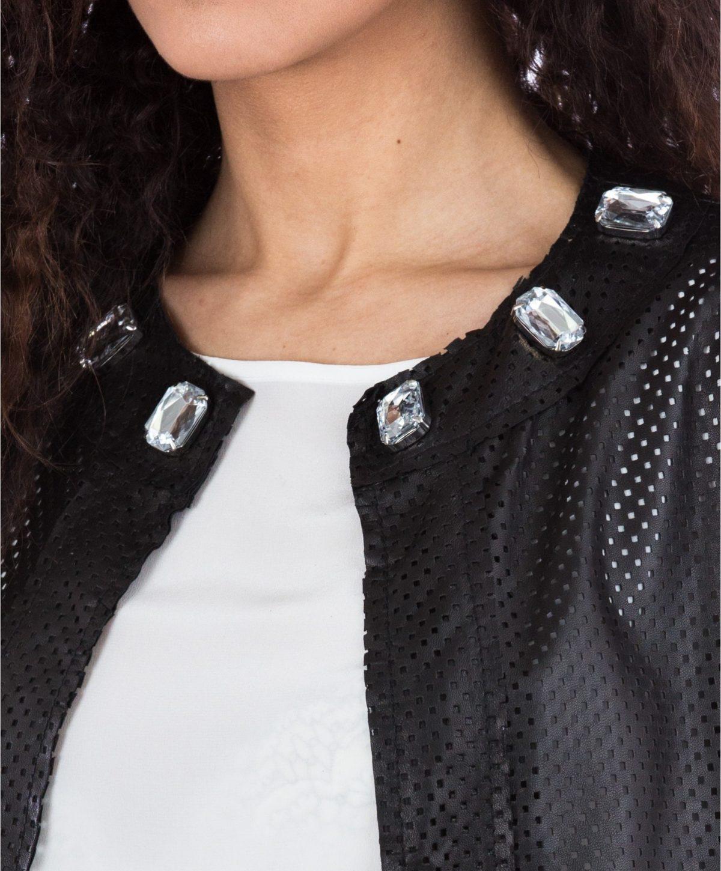 giacchino-in-pelle-traforata-donna-nero-soprabito-emma (1)