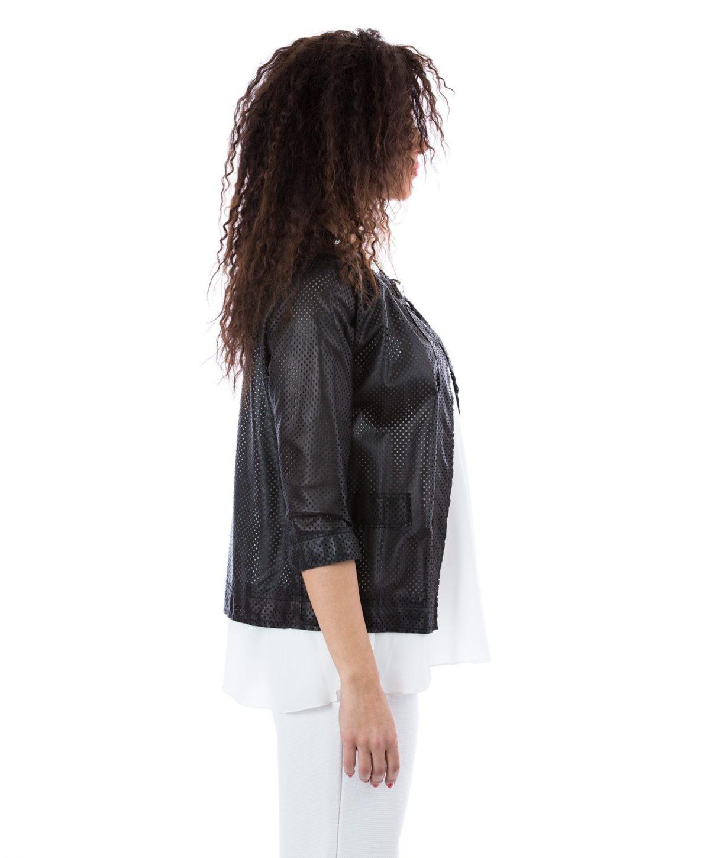 giacchino-in-pelle-traforata-donna-nero-soprabito-emma (3)