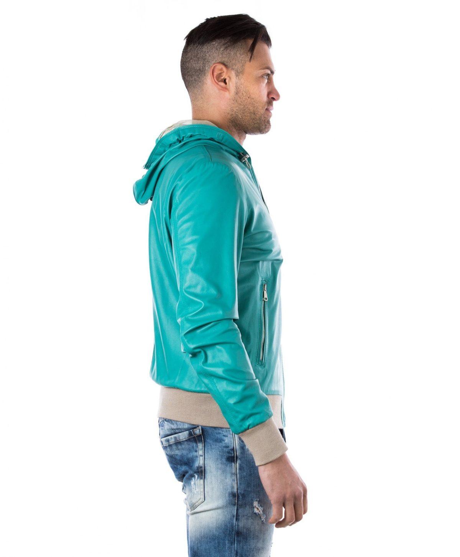 giubbotto-in-pelle-da-uomo-con-cappuccio-e-fodera-traforata-colore-verde-biancolino-collezione-uomo-darienzocollezioniit (2)