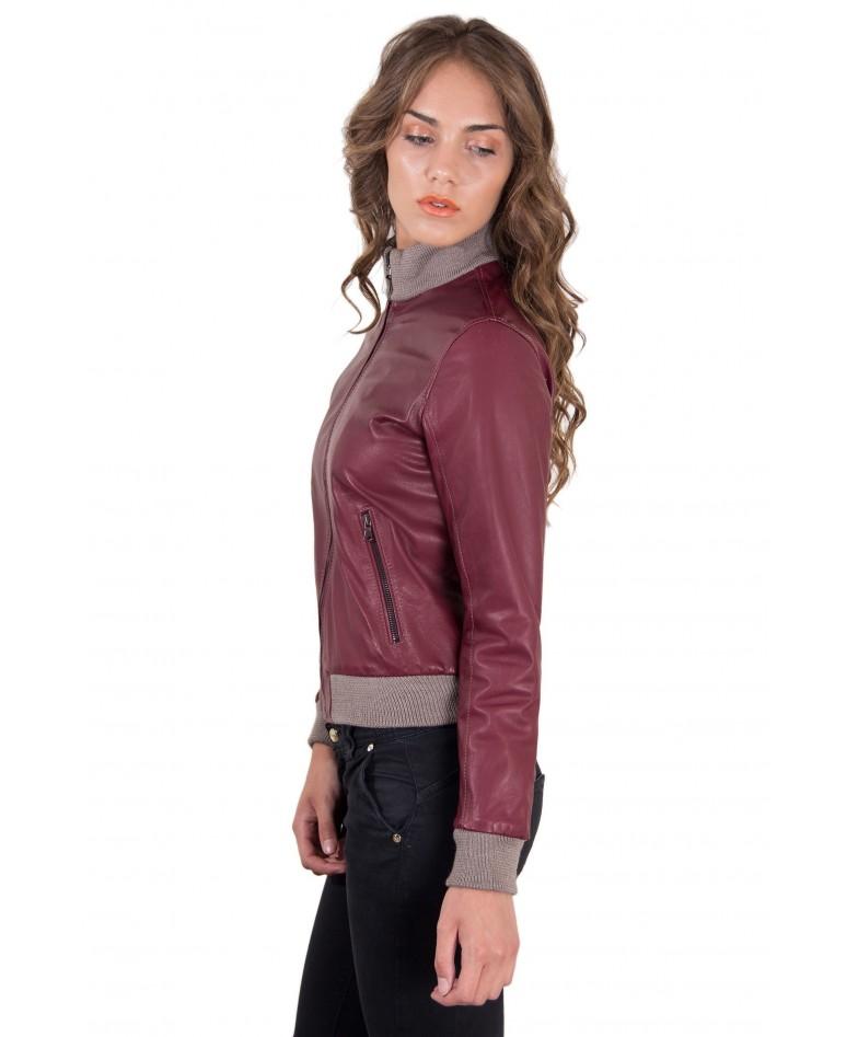 giubbotto-in-pelle-donna-modello-bomber-con-cerniera-centrale-colore-vinaccio-g155-collezione-donna-autunno-inverno (2)