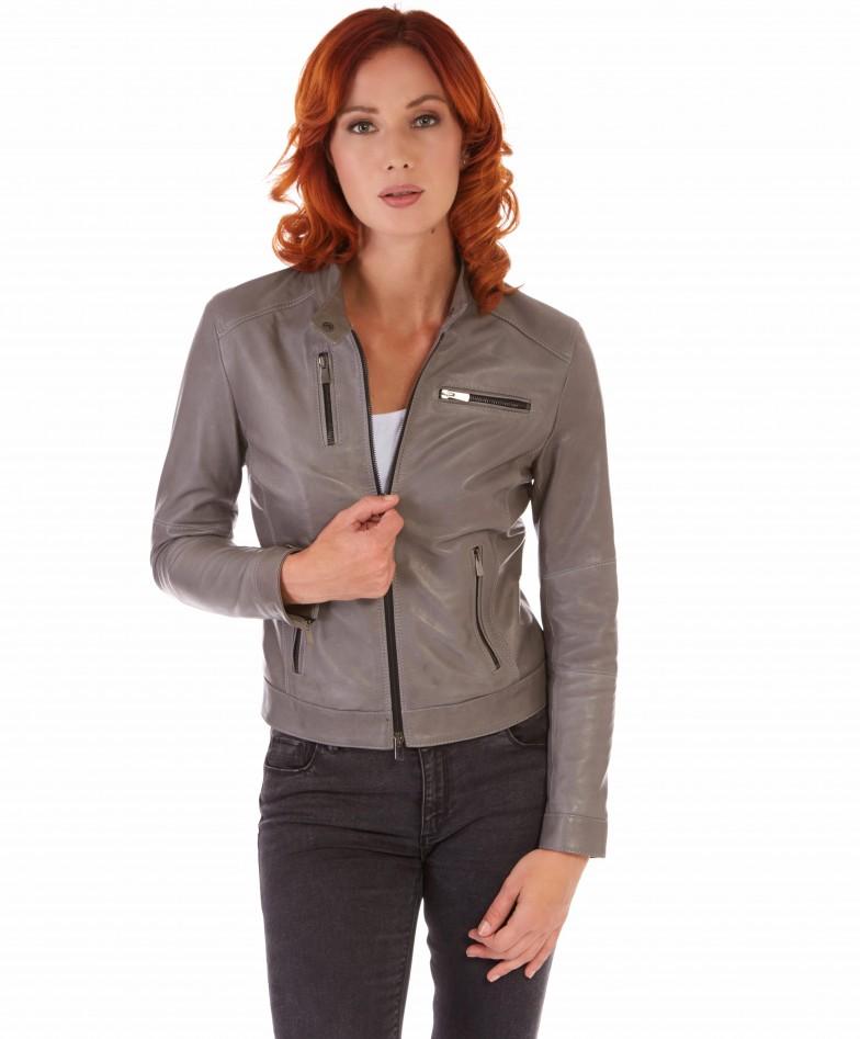 giulia-grey-color-lamb-leather-jacket-biker-vintage-effect (2)