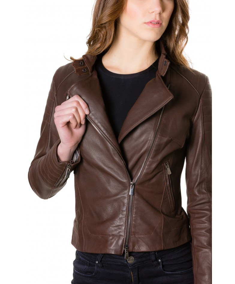 karim-trap-dark-brown-color-lamb-leather-biker-quilted-jacket-smooth-effect (1)