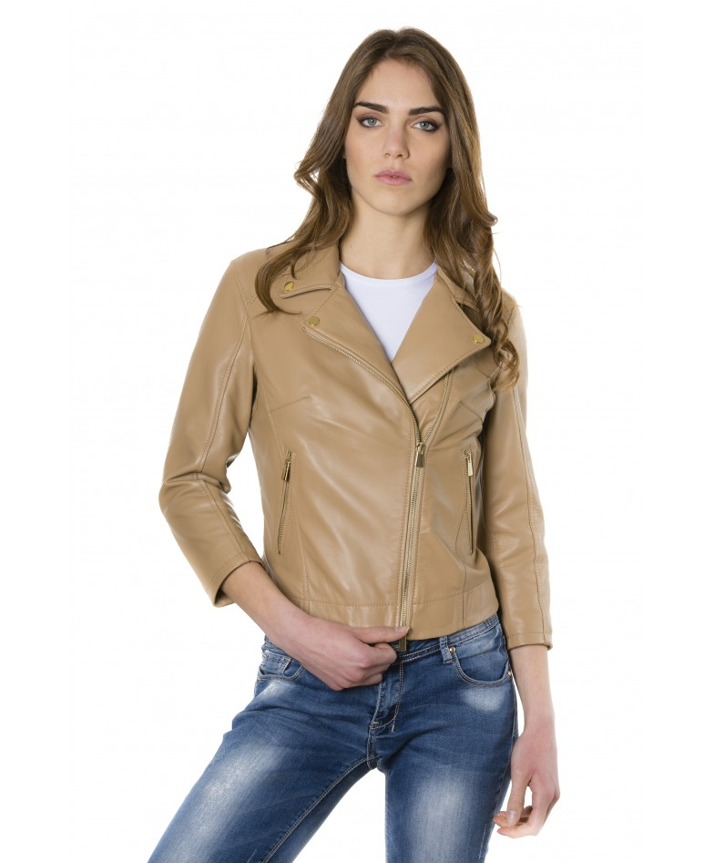 kcc-brown-color-lamb-leather-perfecto-jacket-smooth-effect