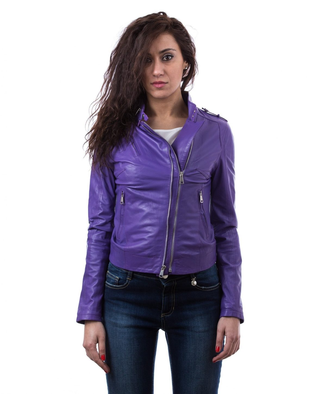 leather-jacket-genuine-lamb-leather-biker-perfecto-violet- (1)