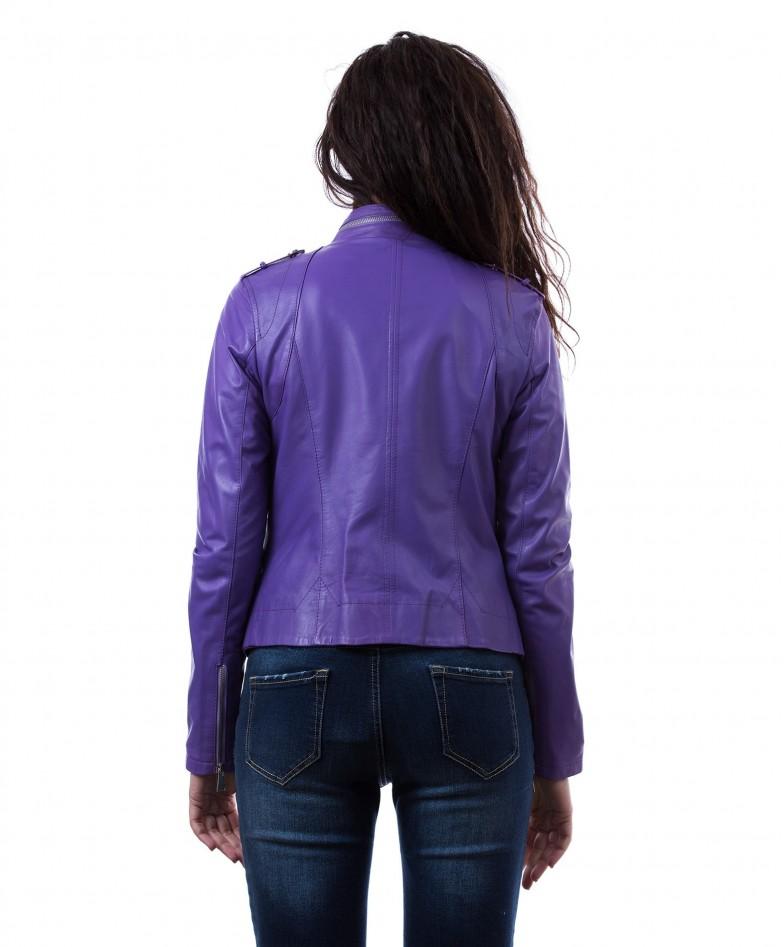 leather-jacket-genuine-lamb-leather-biker-perfecto-violet- (3)