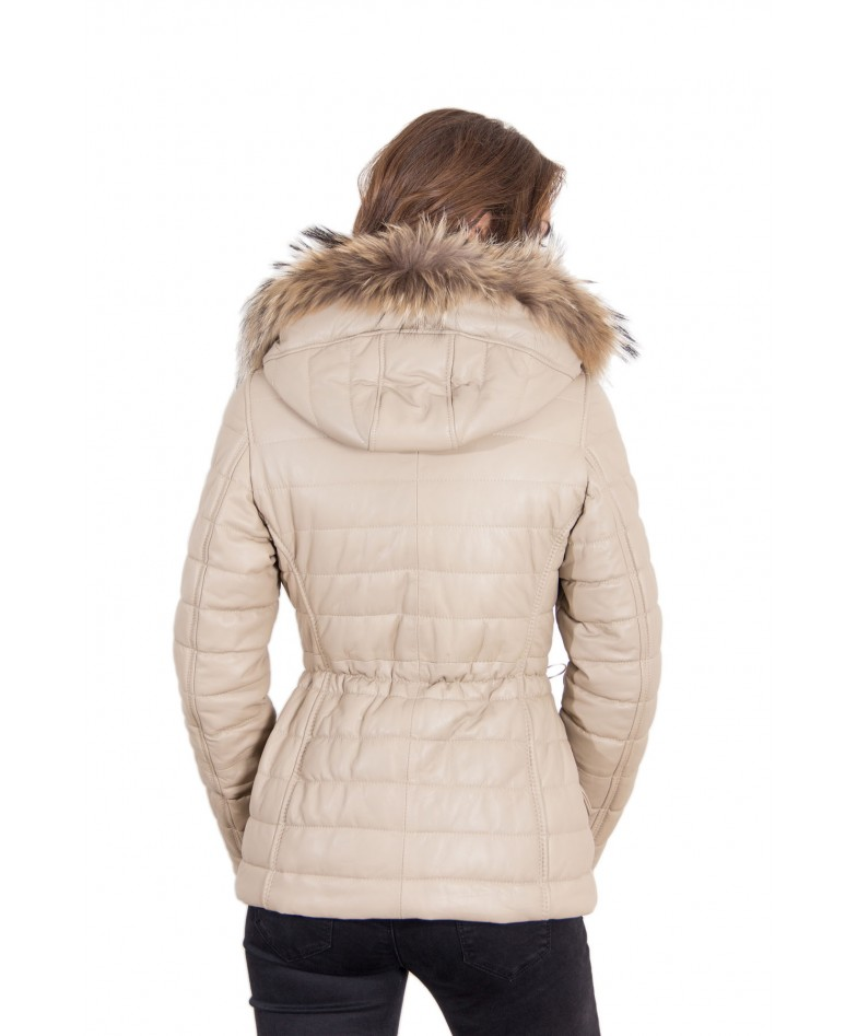 lucilla-beige-color-nappa-lamb-leather-fox-hooded-down-jacket-smooth-effect (2)