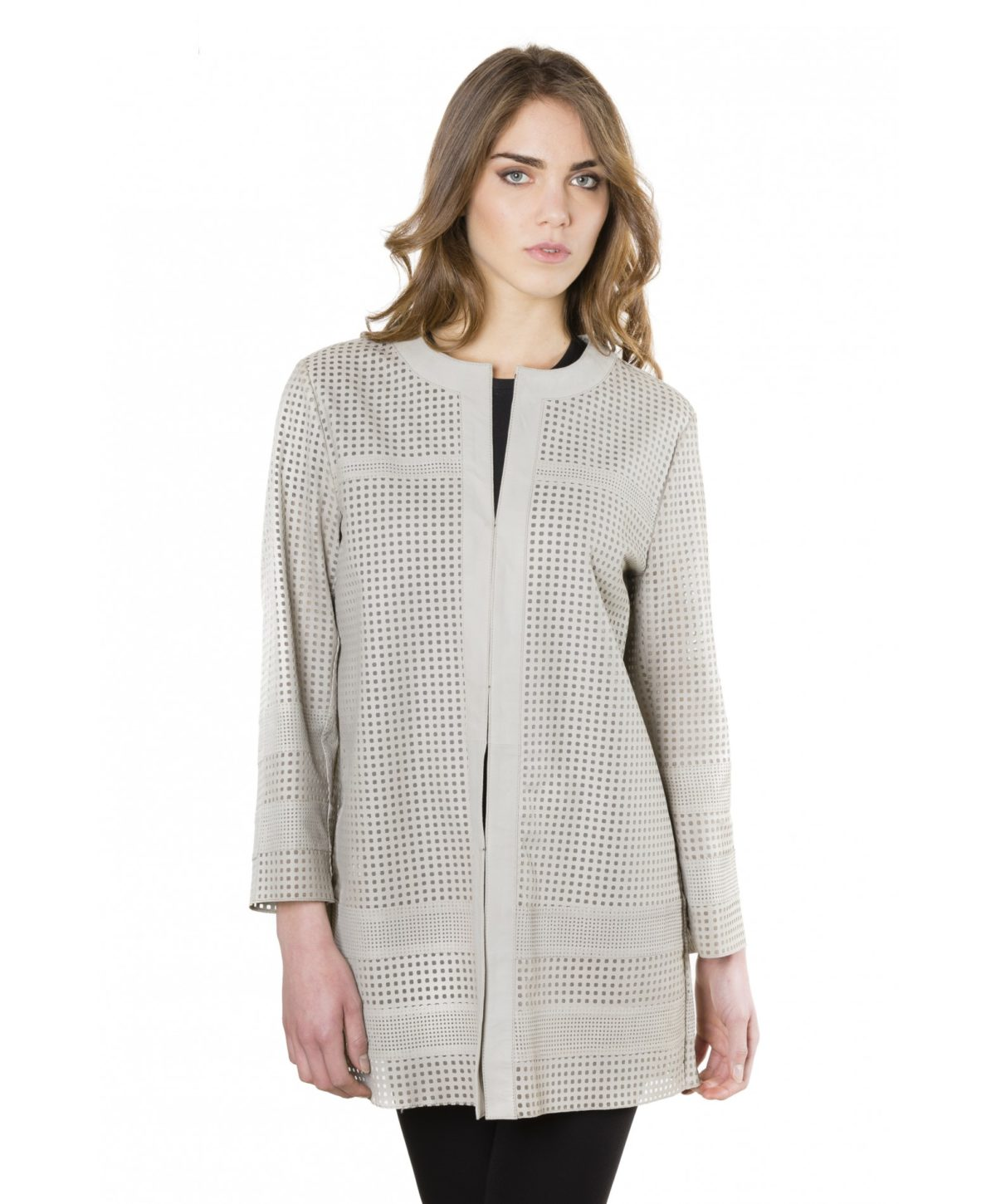madox-grey-color-lamb-lasered-leather-jacket