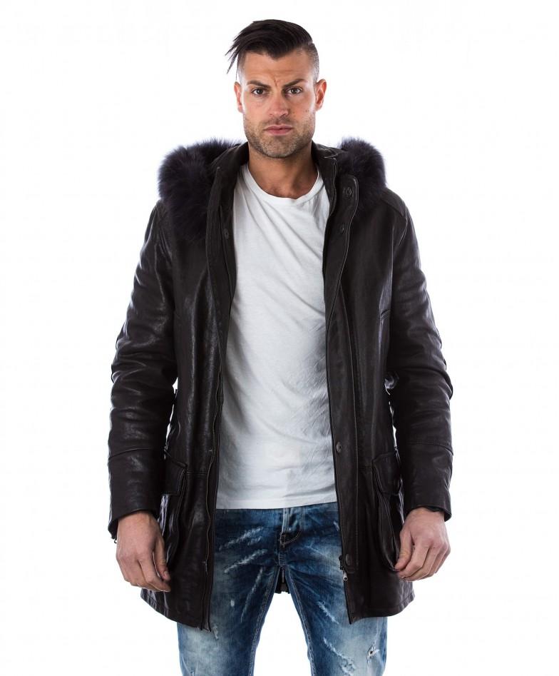 man-leather-coat-fox-fur-hood-black-marco (1)