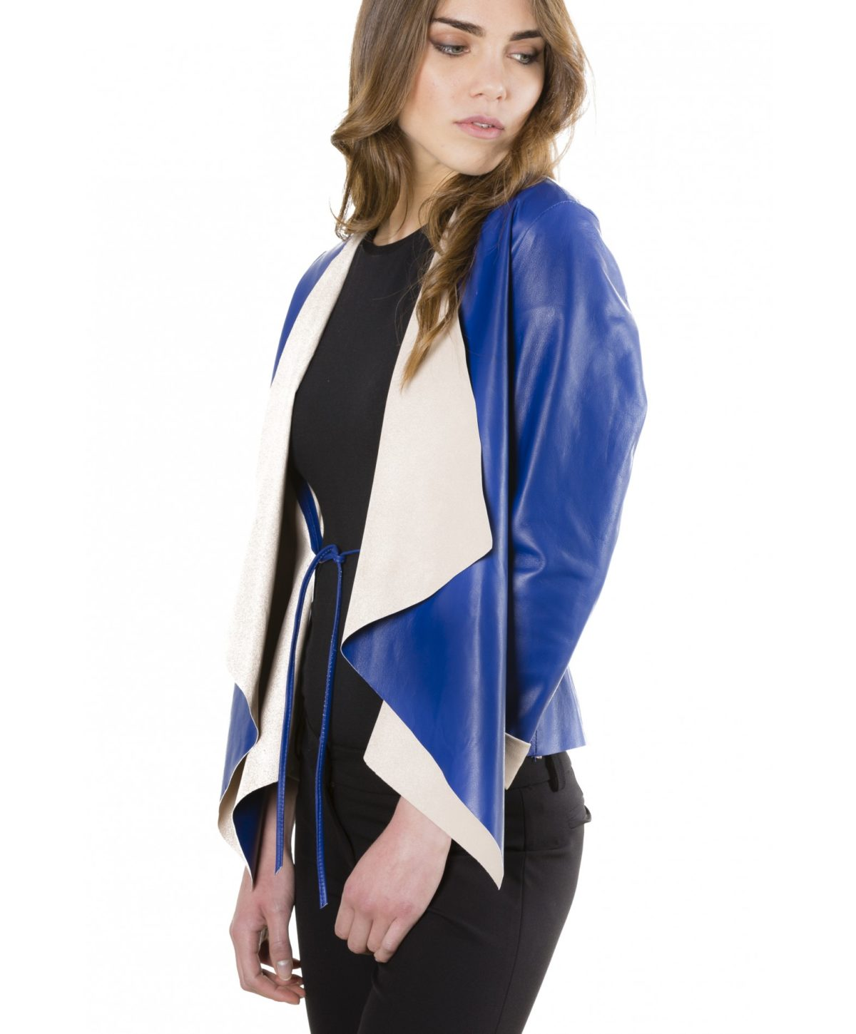 monic-blue-color-nappa-lamb-leather-jacket-smooth-effect