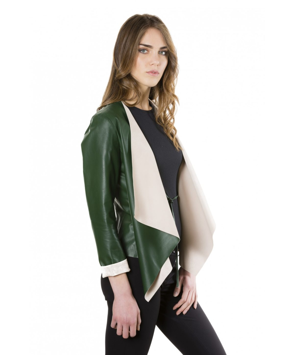 monic-green-colour-nappa-lamb-leather-jacket-smooth-effect (3)