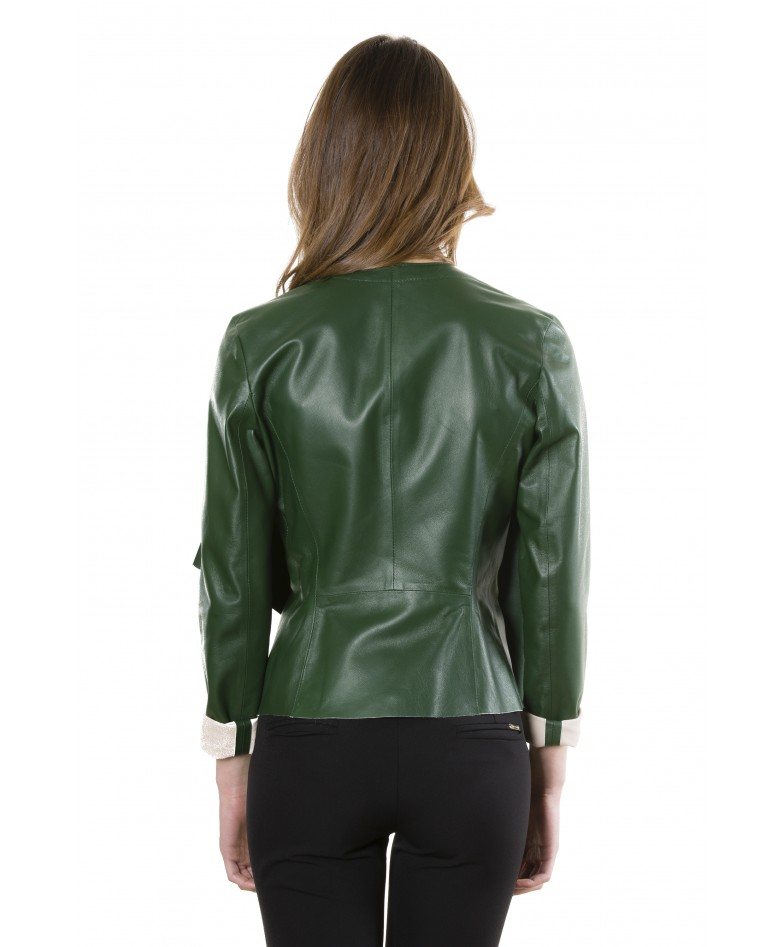 monic-green-colour-nappa-lamb-leather-jacket-smooth-effect (4)