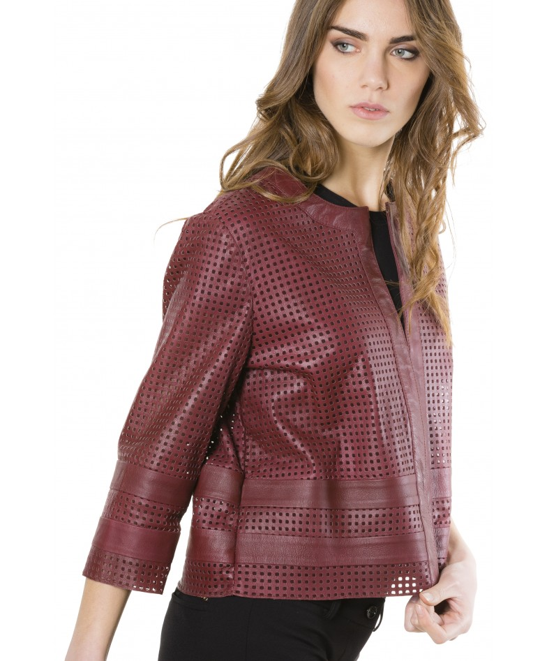 mud-bordeaux-color-lamb-lasered-leather-jacket (1)