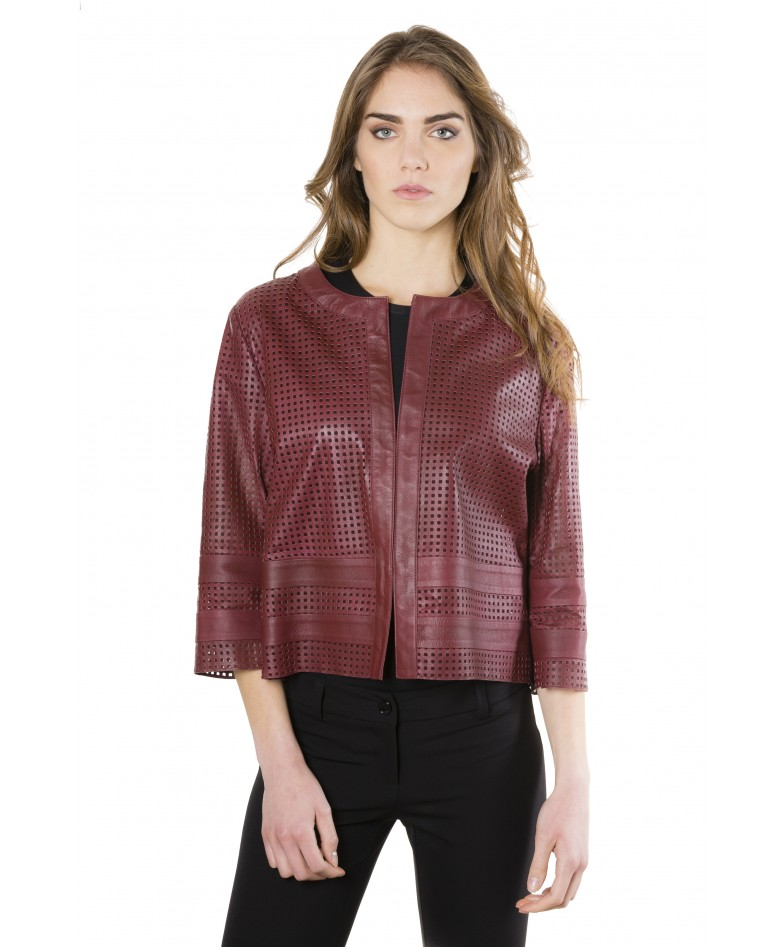 mud-bordeaux-color-lamb-lasered-leather-jacket