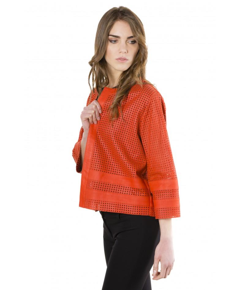 mud-orange-color-lamb-lasered-leather-jacket (3)