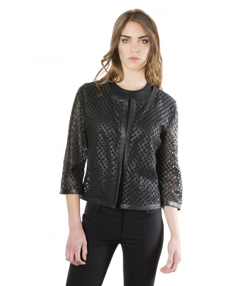 mud-rombi-black-color-lamb-lasered-leather-jacket