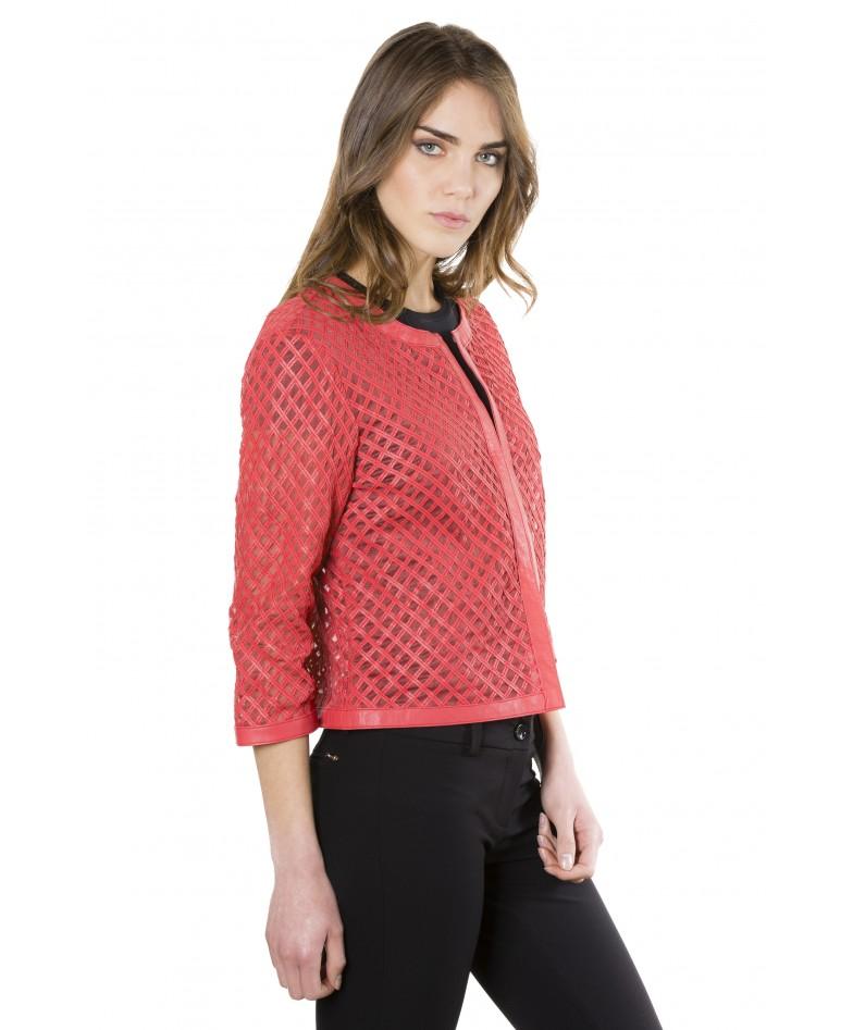 mud-rombi-orange-color-lamb-lasered-leather-jacket (1)