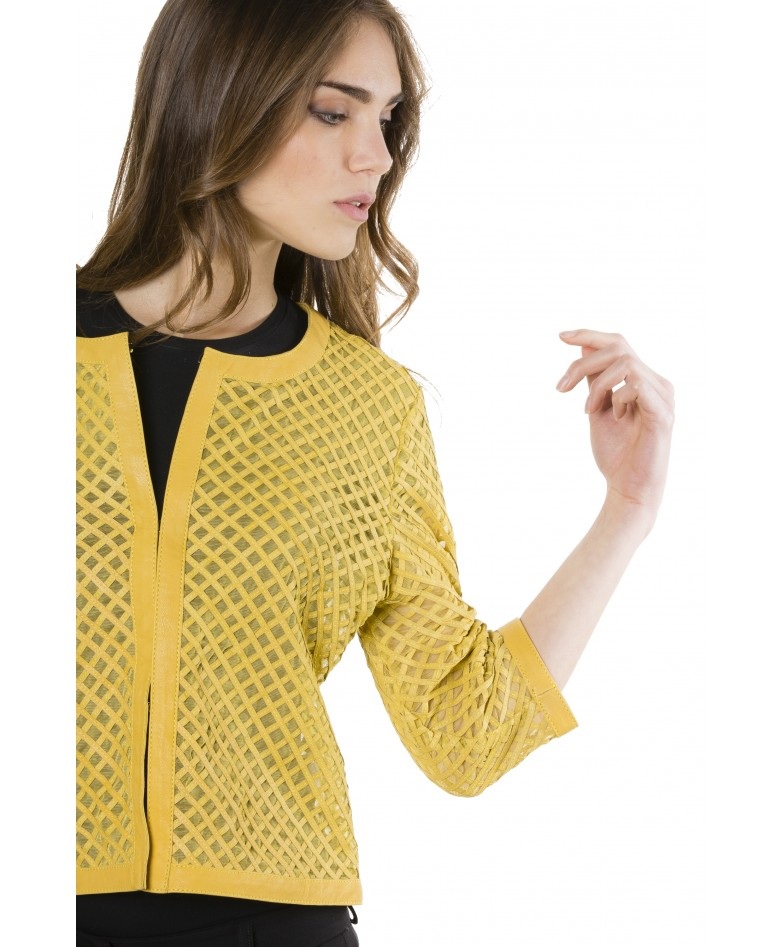 mud-rombi-yellow-color-lamb-lasered-leather-jacket (1)