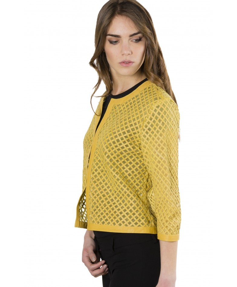 mud-rombi-yellow-color-lamb-lasered-leather-jacket (2)