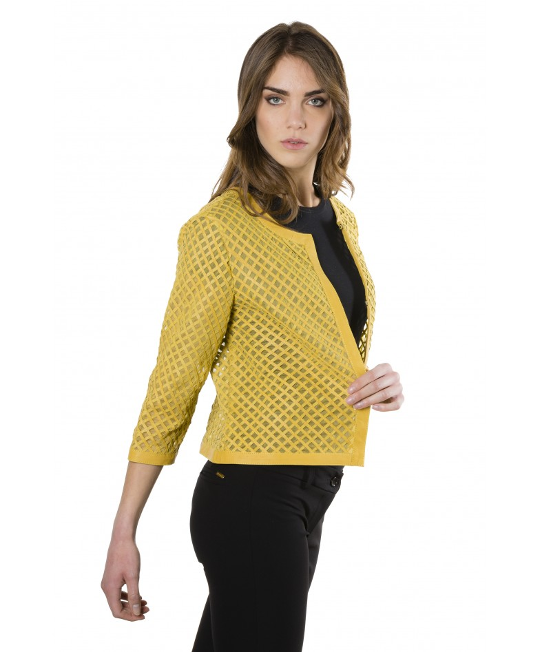 mud-rombi-yellow-color-lamb-lasered-leather-jacket (3)