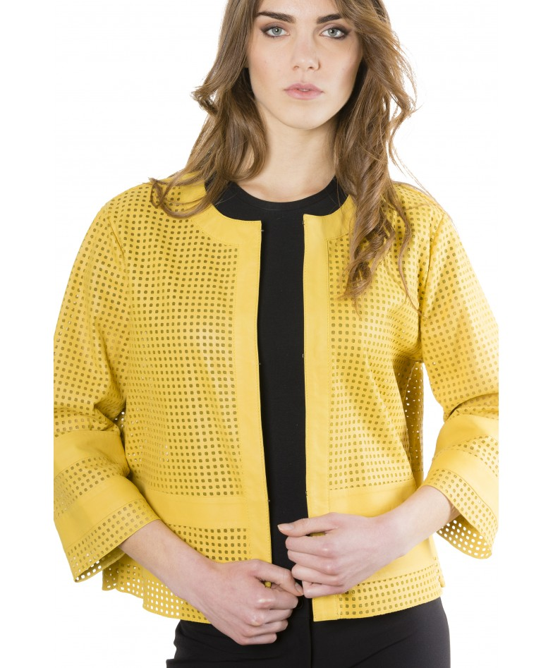 mud-yellow-color-lamb-lasered-leather-jacket (2)