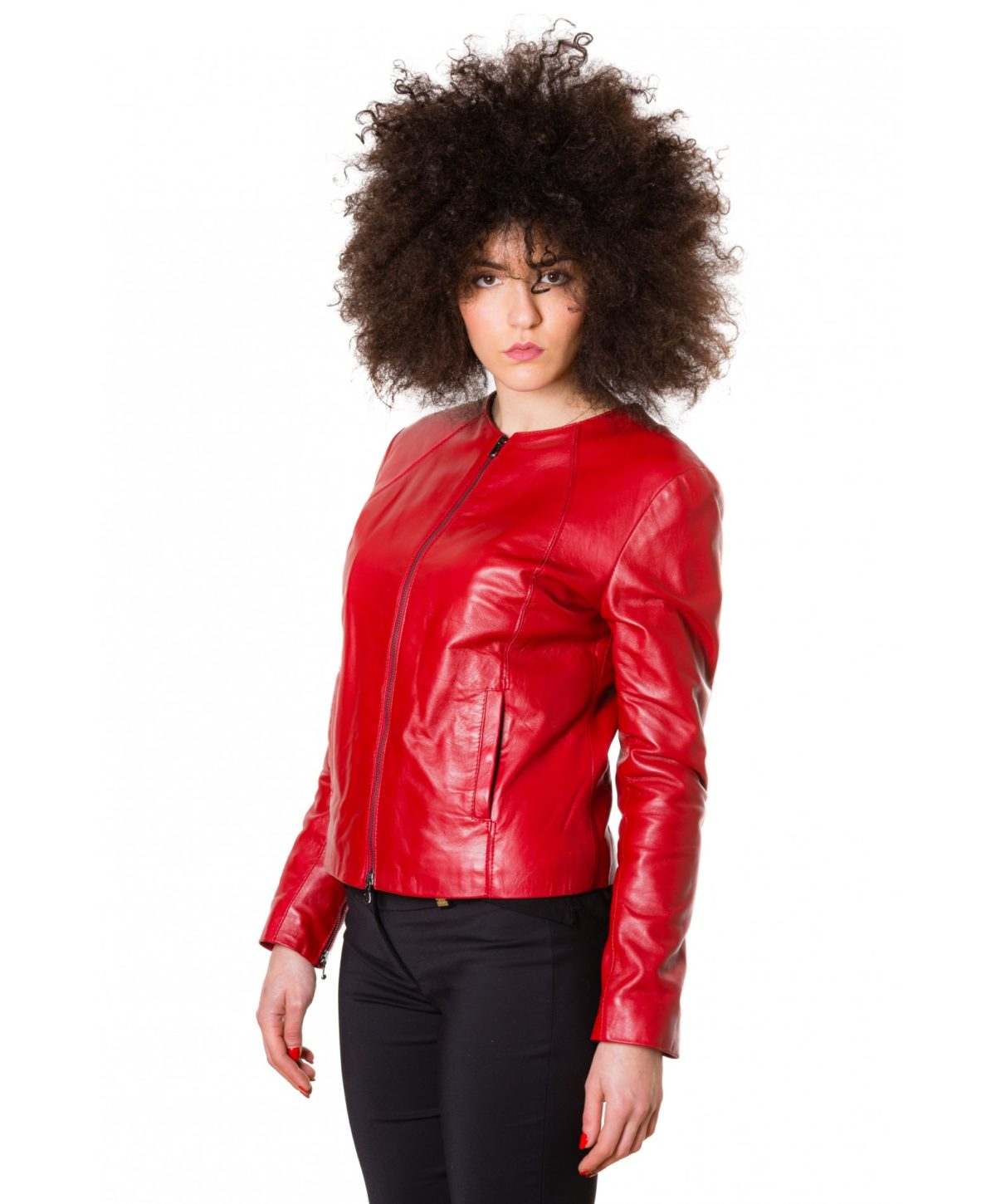 p151-red-color-nappa-lamb-leather-short-jacket-smooth-effect (3)