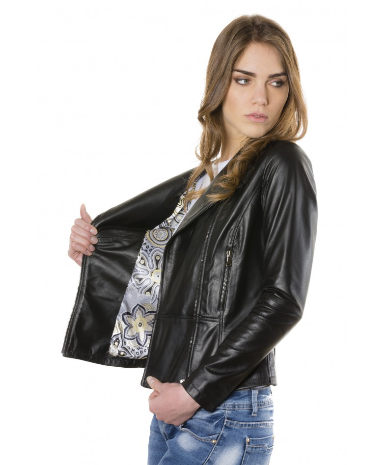 pinko-black-color-nappa-lamb-leather-jacket-smooth-effect (3)