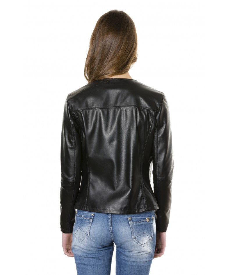 pinko-black-color-nappa-lamb-leather-jacket-smooth-effect (4)