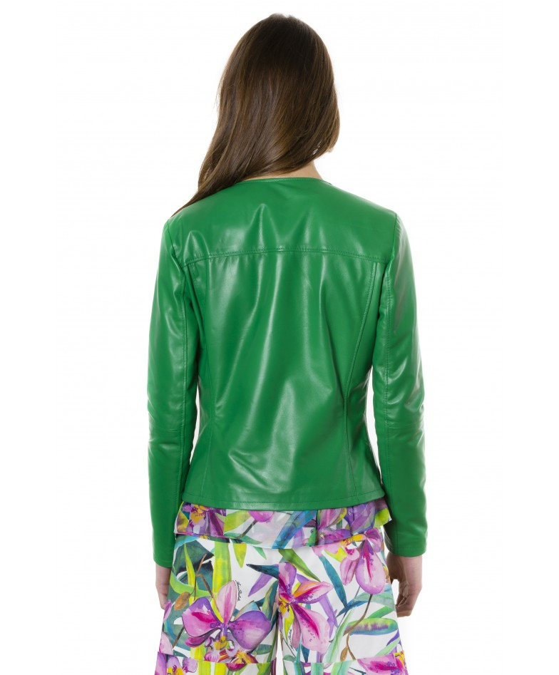 pinko-green-color-nappa-lamb-leather-jacket-smooth-effect (3)