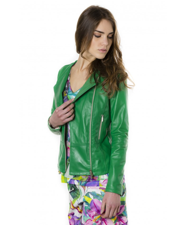 pinko-green-color-nappa-lamb-leather-jacket-smooth-effect (4)