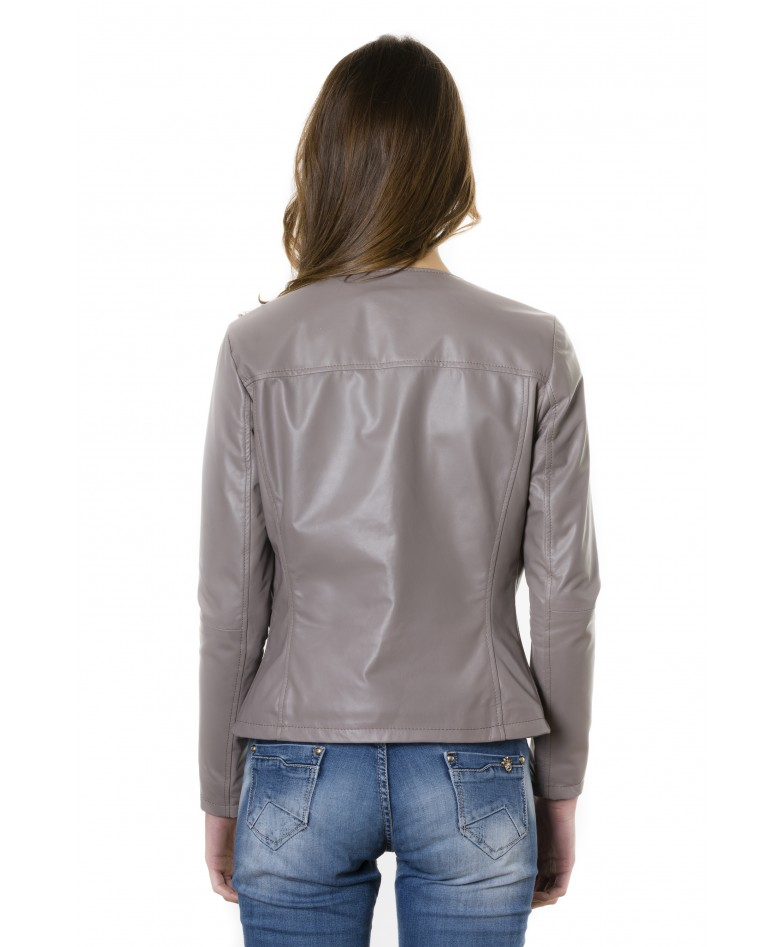 pinko-grey-color-nappa-lamb-leather-jacket-smooth-effect (3)